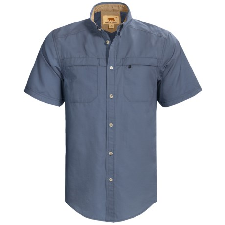 Dakota Grizzly Tildan Shirt - Short Sleeve (For Men)