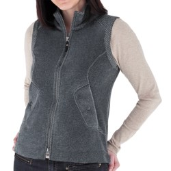 Royal Robbins Soma Vest - Houndstooth Fleece (For Women)