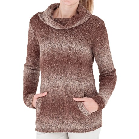 Royal Robbins Ombre Pullover Sweater - Cowl Neck (For Women)