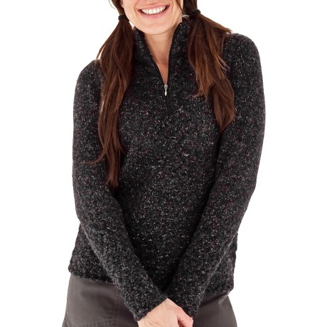Royal Robbins Elena Sweater - Zip Neck (For Women)
