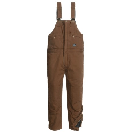 Polar King Insulated Bib Overalls (For Men)
