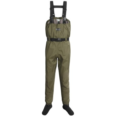 Itasca Columbia Sportswear Rogue River Breathable Waders - Stockingfoot (For Men)