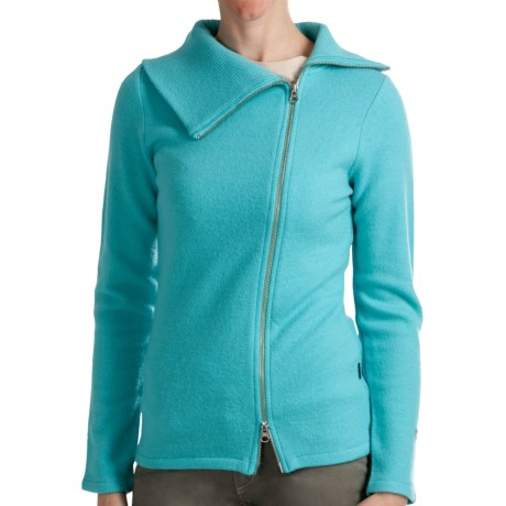 Kuhl Prague Sweater - Merino Wool, Long Sleeve (For Women)