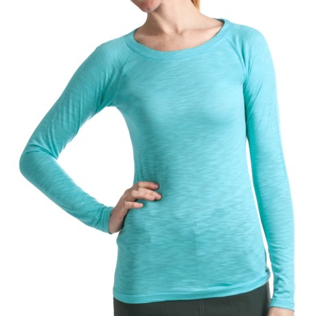 Kuhl Vega Shirt - Modal-Organic Cotton, Long Raglan Sleeve (For Women)