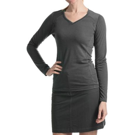 Kuhl Prima Shirt - Long Sleeve (For Women)