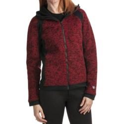 Kuhl Ferrata Sweater - Wool Bonded Fleece (For Women)