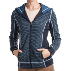 Kuhl Sovana Hoodie Sweatshirt - Wool Blend (For Women)