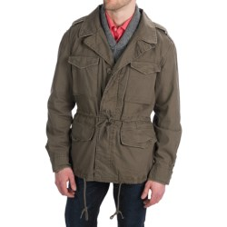 Martin Gordon Army Jacket - Cotton Canvas (For Men)