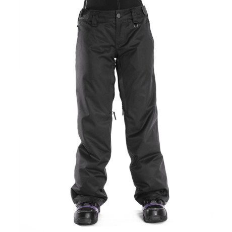 Sessions Chase Snow Pants - Waterproof, Insulated (For Women)