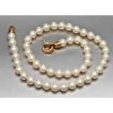 "Joia De Majorca Organic Pearl Necklace - 8mm, 18"""