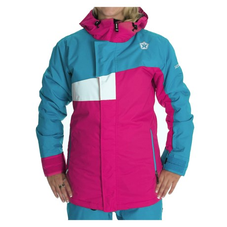 Sessions Swift Jacket - Insulated (For Women)
