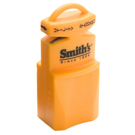 Smith's 3-in-1 Utility Knife Sharpener