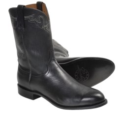 Lucchese NV7091 Softie Calf Cowboy Boots - Leather, C2-Toe (For Men)