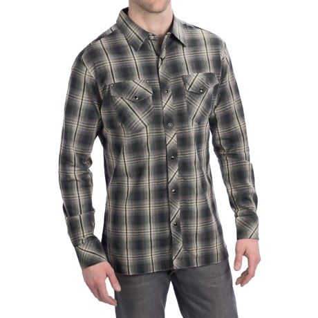 Kuhl HideOut Shirt - Snap Front, Long Sleeve (For Men)