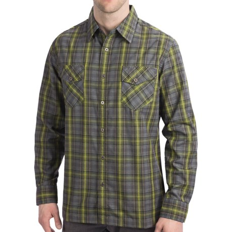 Kuhl Swindler Shirt - Long Sleeve (For Men)