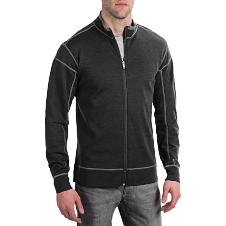 Kuhl Kuhl Team Jacket - Merino Wool, Full Zip (For Men)