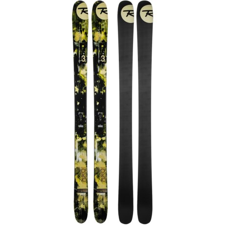 Rossignol S3 Alpine Skis (For Men and Women)