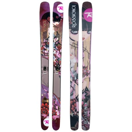 Rossignol S7 Alpine Skis (For Women)