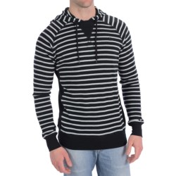 Hurley Thermite Hoodie Shirt - Waffle Knit, Long Sleeve (For Men)