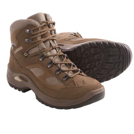 Lowa Scorpio Gore-Tex® Mid Hiking Boots - Waterproof (For Women)