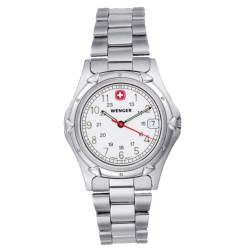 Wenger Standard Issue Watch - Stainless Steel