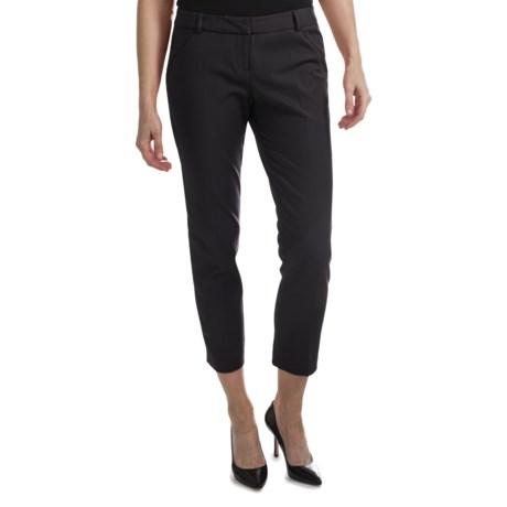 Amanda + Chelsea Ankle Pants (For Plus Size Women)
