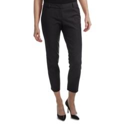 Amanda + Chelsea Cotton Blend Ankle Pants (For Women)