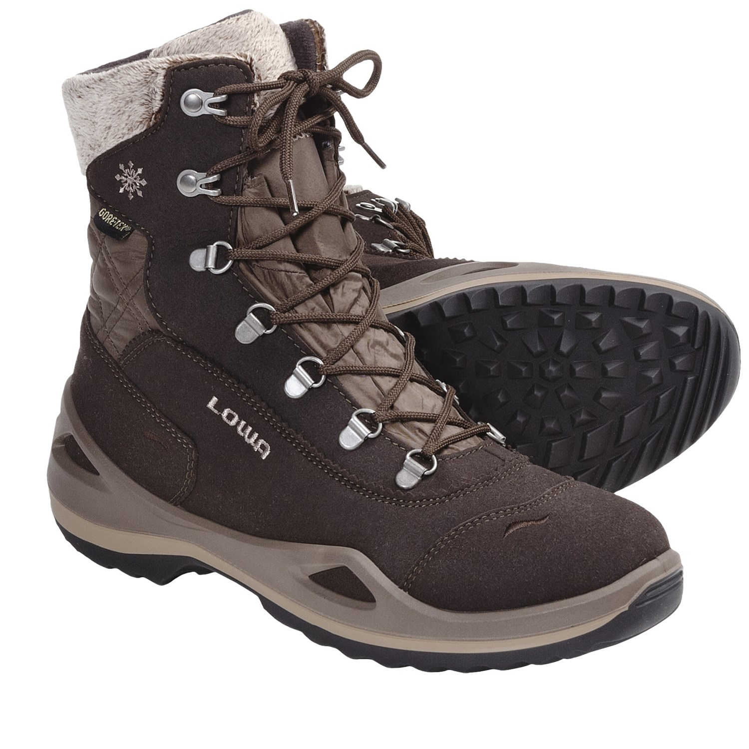 Amazing Asolo Mystic GoreTex Suede Boots  Waterproof For Women In Silver