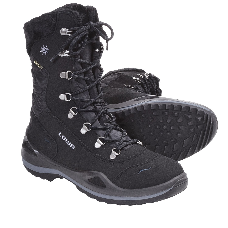 Lowa Brenta Gore-Tex® Winter Boots (For Women) 5830G ...