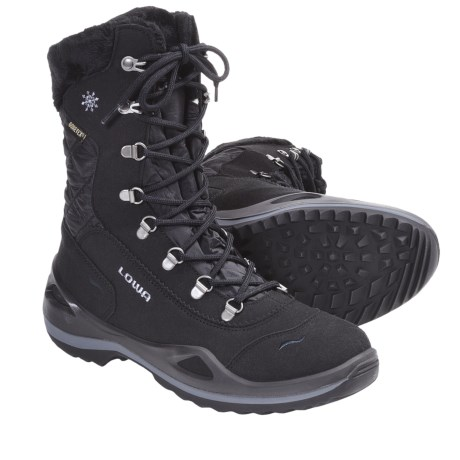 Lowa Brenta Gore-Tex® Winter Boots - Waterproof, Insulated (For Women)
