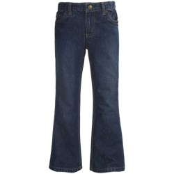 Classic Denim Elastic-Waist Jeans - Bootcut Leg (For Boys)