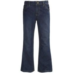 Classic Denim Elastic-Waist Jeans - Bootcut Leg (For Boys)