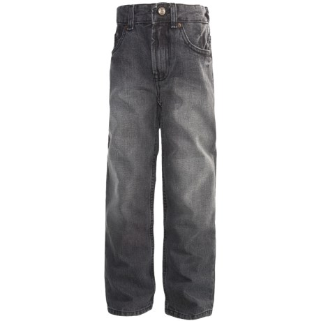 Classic Denim Straight-Leg Jeans (For Boys)