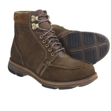 Dunham Randal High Boots - Suede (For Men)