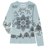 Aventura Clothing Element Burnout T-Shirt - Long Sleeve (For Women)