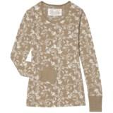 Aventura Clothing Maribel Burnout Thermal Shirt - Long Sleeve (For Women)