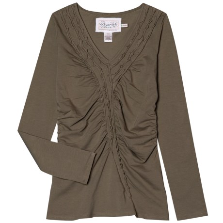 Aventura Clothing Ella Shirt - Organic Cotton, Long Sleeve (For Women)