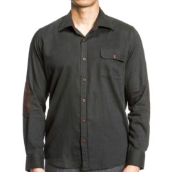 Agave Denim 1940 CPO Shirt - Melange Cotton, Long Sleeve (For Men)