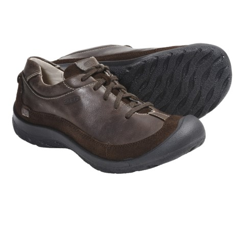 Keen Prescott Lace-Up Shoes - Leather (For Women)