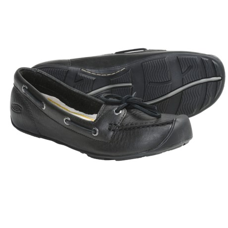 Keen Catalina Boat Shoes - Leather (For Women)