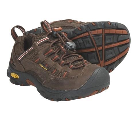 Keen Alamosa Trail Shoes - Waterproof (For Kids)