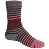 Keen Victoria Crew Socks - Merino Wool (For Youth Girls)