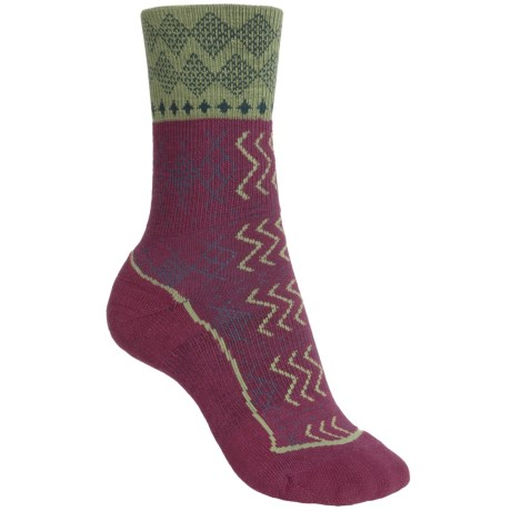 Keen Burlington Crew Lite Socks - Merino Wool (For Women)