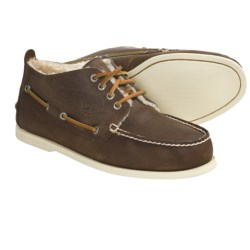 Sperry Top-Sider Winter Authentic Original Chukka Boots - Leather, Shearling-Lined (For Men)