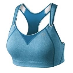 Moving Comfort Rebound Racer Sports Bra - High Impact (For Women)