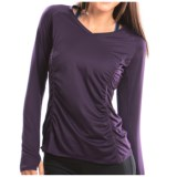 Moving Comfort Sprint Shirt - Long Sleeve (For Women)