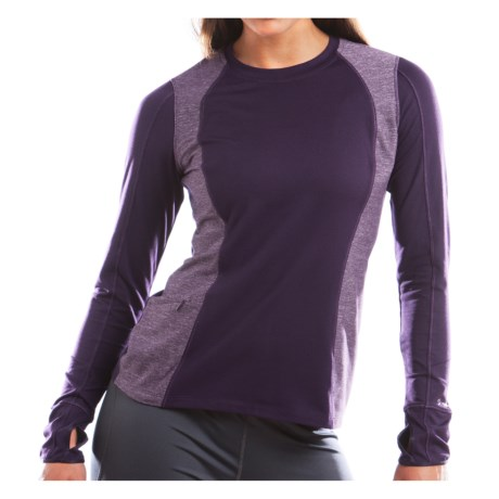 Moving Comfort Foxie Shirt - Long Sleeve (For Women)