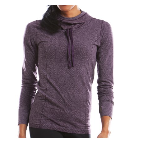 Moving Comfort Flex Hoodie Sweatshirt (For Women)