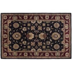 """Kaleen Weslyan Garden Rug - Handcrafted Virgin Wool, 5'x7'9"""""""