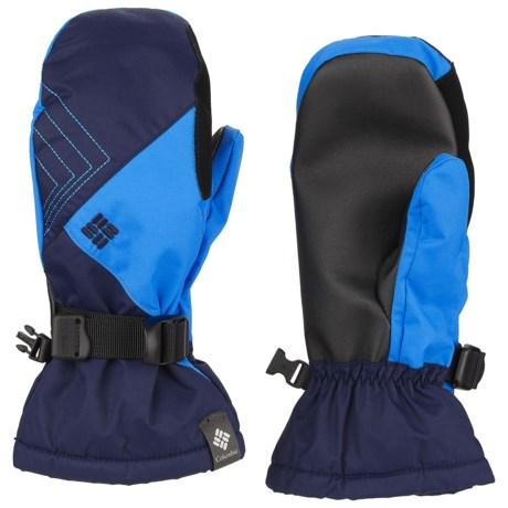 Columbia Sportswear Snow Raid Omni-Heat® Mittens - Waterproof, Insulated (For Kids)